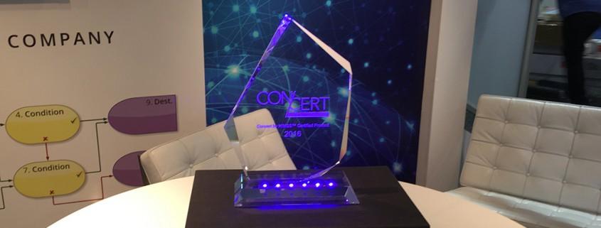 ConCert Award