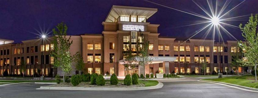 Murfreesboro Medical Center Entrance